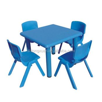 En Plastique Pas Cher Enfants Table Et Chaise Pour Le Jardin D\'enfants -  Buy Tables Et Chaises En Plastique Bon Marché De Vente,Table Et Chaise En  ...