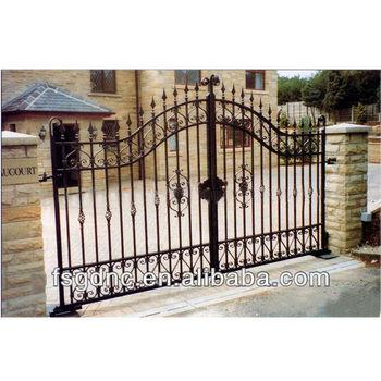 Iron Pipe Gate Design Buy Iron Pipe Gate Design Modern Gate