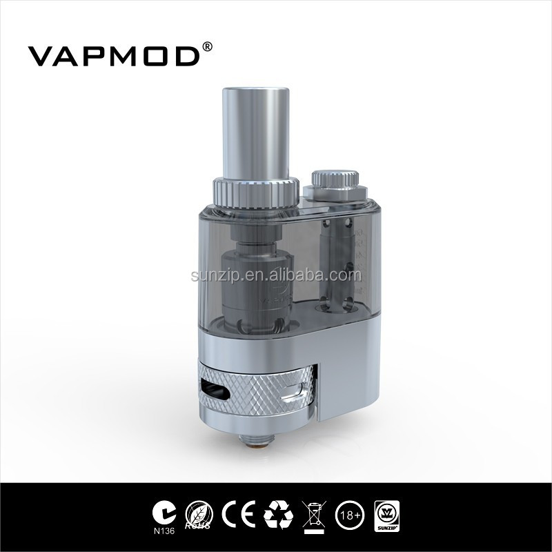 New arrival 10ml vapor tank SS & brass material Vape tank with high quality