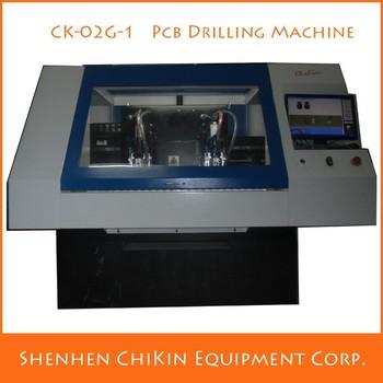 Aluminum Copper 2 Axis Granite Marble Cnc Pcb Drilling Machinery ...