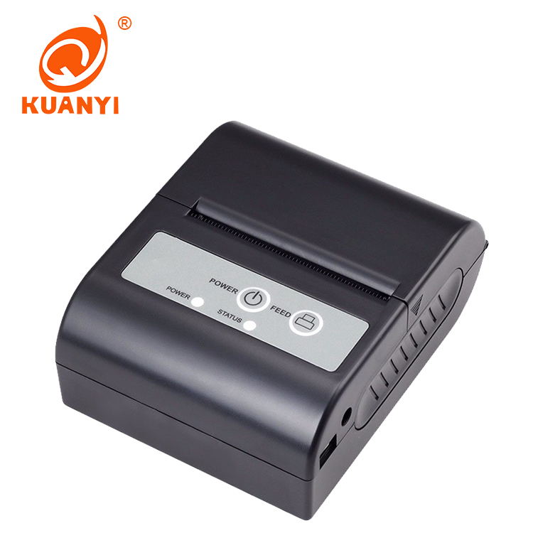 Usb-poort Draagbare Thermische Bluetooth Printer