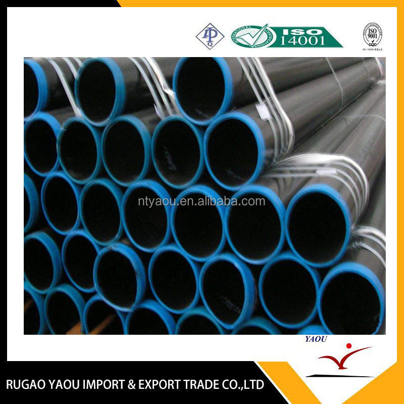 API 5CT seamless steel oil Tubing pipe,casing/tubing coupling