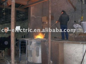 GW-JJ Coreless Intermediate Frequency Induction Furnace