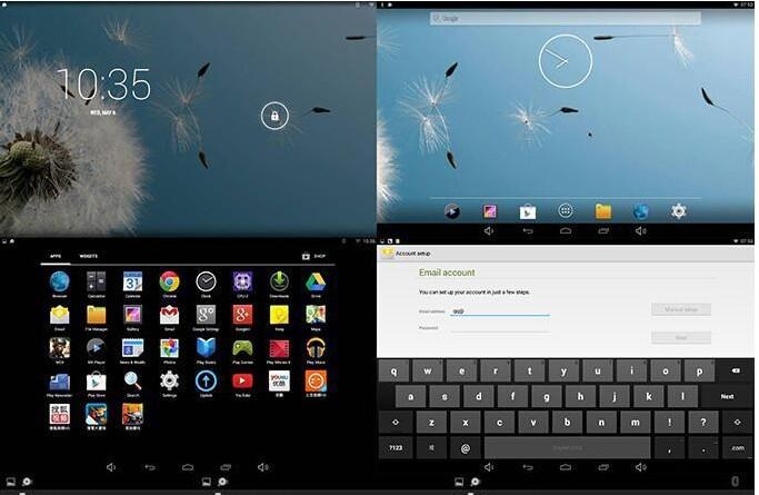 Tablet Mini PC x8 pro