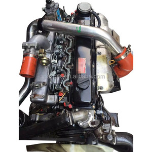 TD42 used engine with fuel injection pump TD42 engine for patrol