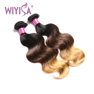 Top Quality New Style Beauty Elements Hair Wholesale 1B/4/27 Chocolate Hair Beauty