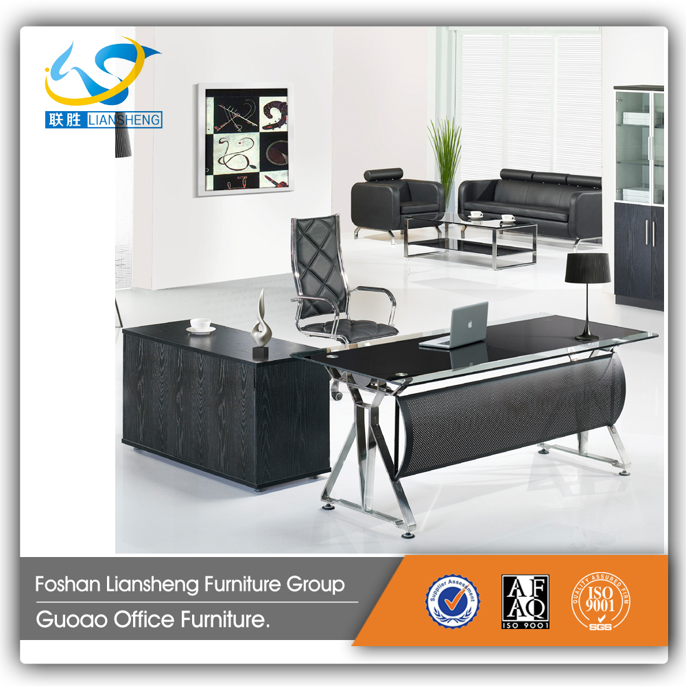 Modern office table with glass top - Executive Table With Glass Top Executive Table With Glass Top Suppliers And Manufacturers At Alibaba Com