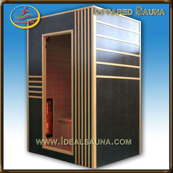 Far infrared sauna buy far infrared sauna genera sauna for Keys backyard sauna