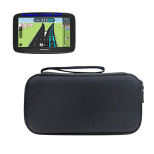 Hohe qualität Portable Hard Fall Reise Tragetasche für <span class=keywords><strong>5</strong></span> zoll Garmin <span class=keywords><strong>Gps</strong></span> und für <span class=keywords><strong>5</strong></span> zoll <span class=keywords><strong>Tomtom</strong></span> <span class=keywords><strong>Gps</strong></span>