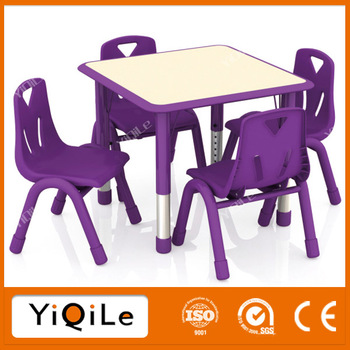Used Daycare Furniture Sale, Kids Study Table Chair, Kids Table And Chairs