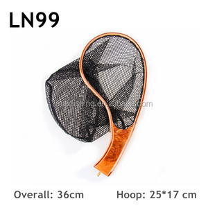 Portable fly fishing Small trout landing net