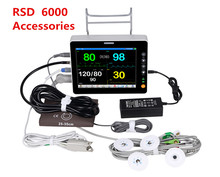 Medical Device Ambulance Patient Monitor Portable Multi Parameter Patient Monitor Price