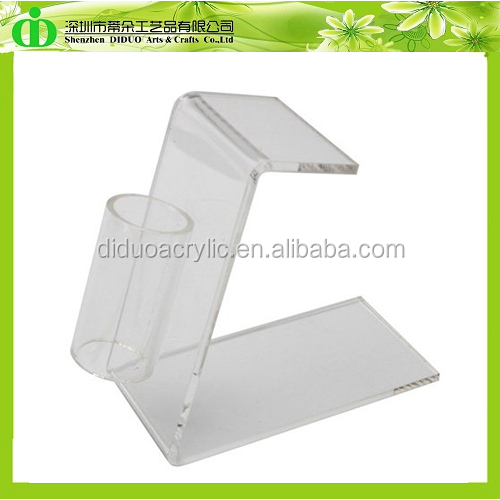 DDK-S003 ISO9001 Chinese Factory Produce Cheap Acrylic Gun Display Holder