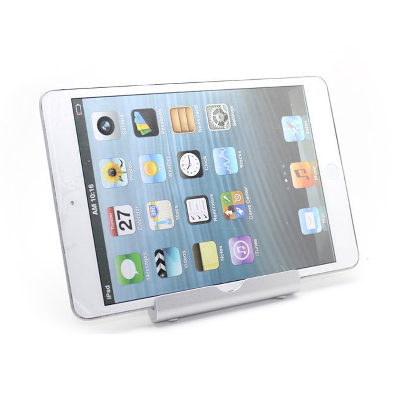 Factory Price Universal Logo Custom Aluminum Stand for ipad Stand Holder