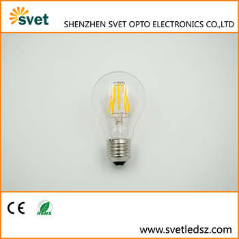 Svet Led Light Bulbs 40 Watt Equal A19 4 Watts 2700k Edison ...