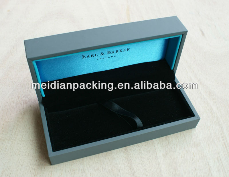 High class solid wooden pen stationery display boxes