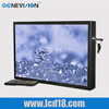17 inch Samll Indoor Wall Mountedtouch screen karaoke player TFT Advertising Player