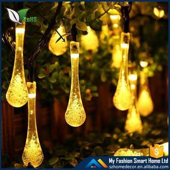 Solar Weihnachtsbeleuchtung.Baum Solar Weihnachtsbeleuchtung Mit Sonnenkollektor Solar Dekoration String Licht Garten Dekoration Licht Buy Neue