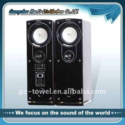 2015 Hot Selling,High Quality Bluetooth Speaker 2.0 Channel Woofer Speaker Price