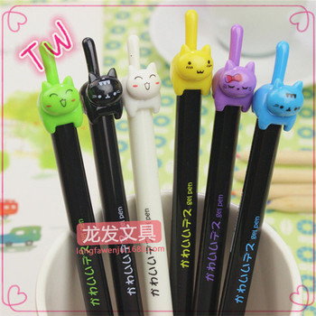 Cartoon Stationery Suppliers In Bangkok Best Quality Animal Shaped Pens Advertising Eco Friendly
