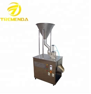Tremenda Nut peanut Slicer and almond slicing machine
