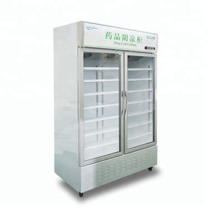 Good quantity glass door refrigerator used battery powered freezer with good price