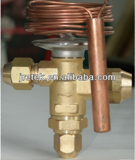 Types THERMOSTATIC EXPANSION VALVE for Refrigerator