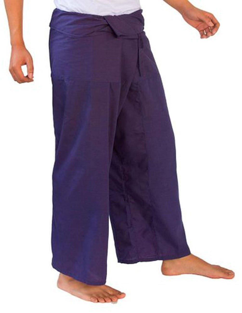 THAI MASSAGE PANTS THI FISHERMAN PANTS YOGA SUMMER BEACH PANTS FINE COTTON