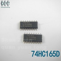 new original counter shift registers logic IC 74HC165D