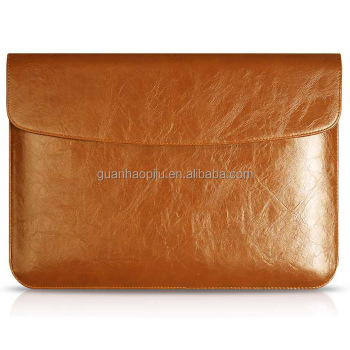 Faux Leather PU Business Laptop Bag For Men