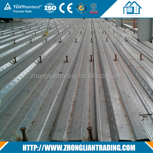 2.0mm Thickness perforated metal deck size
