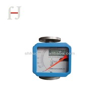 Low Price metal tube flow meter variable area rotameter electric float flowmeter