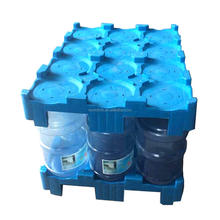 Heavy Duty Stackable 5 Gallon Water Bottle Plastic Pallet