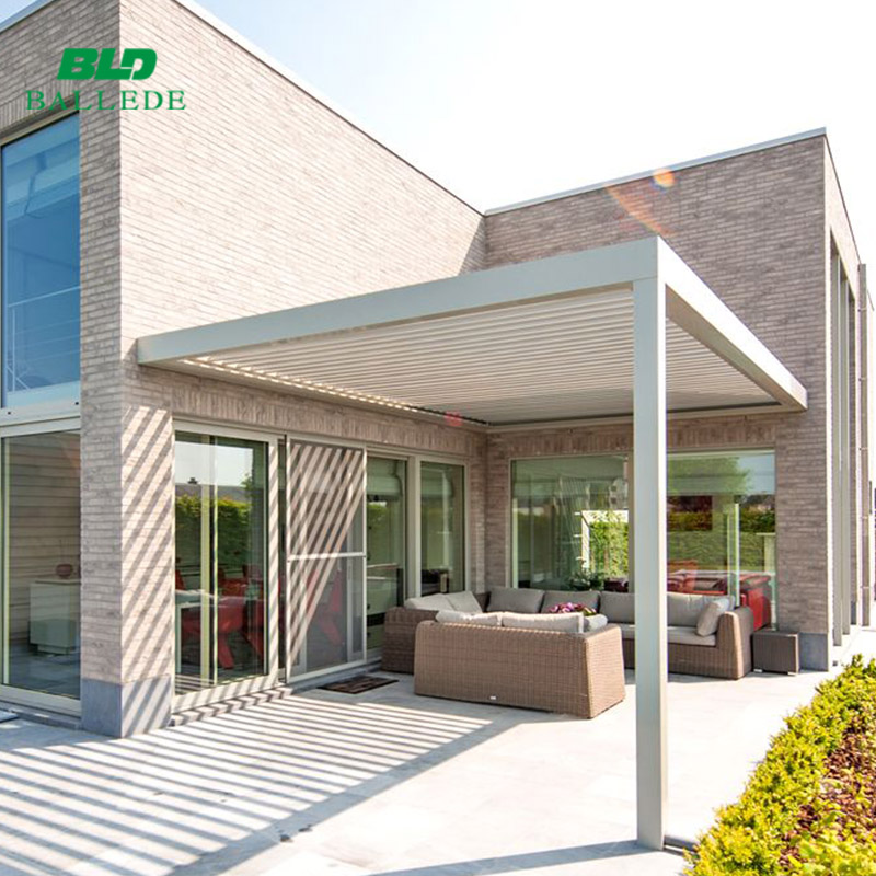 Louvered Patio Covers, Louvered Patio Covers Suppliers And Manufacturers At  Alibaba.com