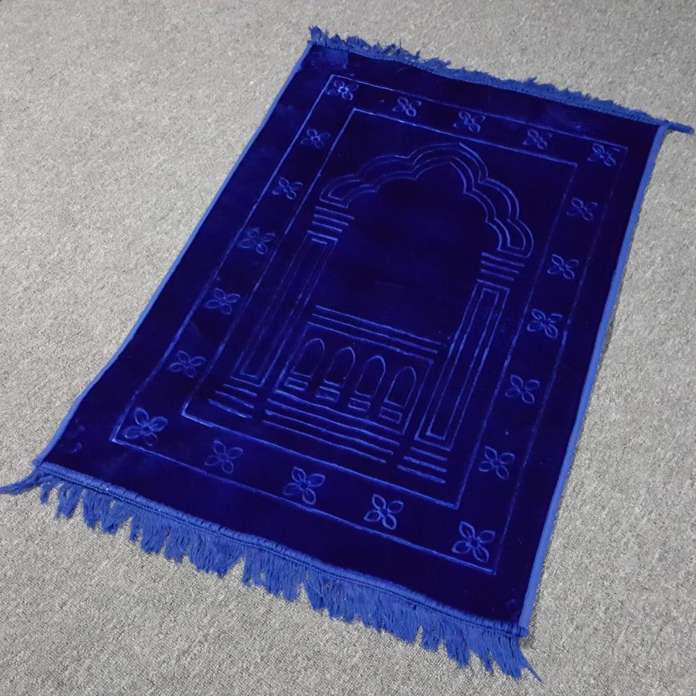 2016 New Polyester Islamic Prayer Rugs Prayer Carpet