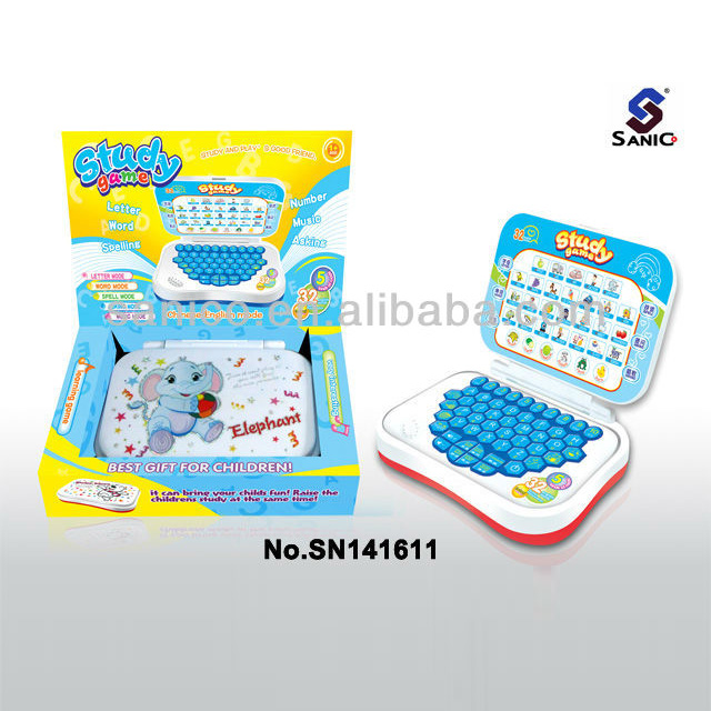 SANICO TOYS Educational toys learning tablet toys