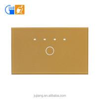LED Indicator Switch Sensor Switch Power Socket Smart Home System Used For Lights