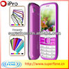 cell from china i3220 ipro low end phone latest cellphone phone quad band dual sim Free Set of Shell In different colour