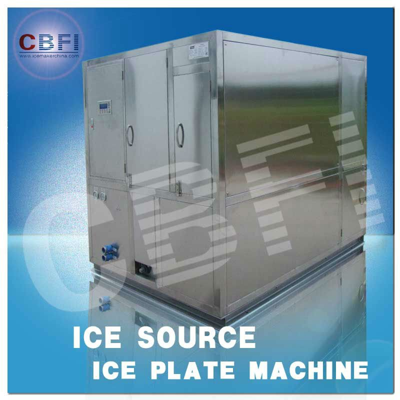 Ice plate machine for operating easily made by china suppliers with best services