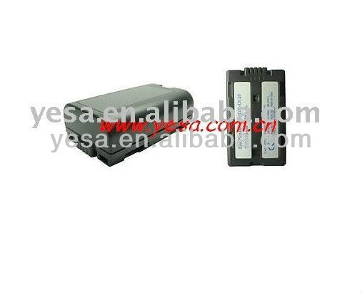 Camcorder battery for PANASONIC VW-VBD40