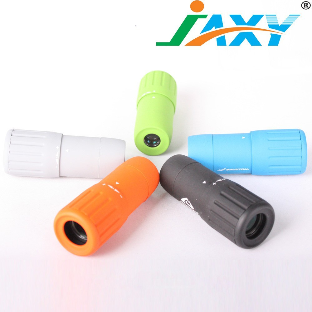 Beautiful Pocket Scope Monocular 10 X 18 Children Colorful Telescope for Bird Watching