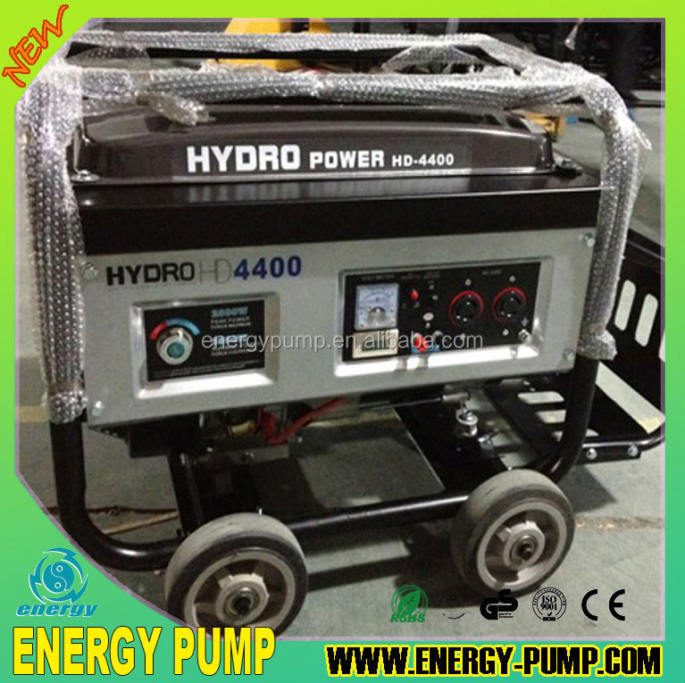 SASO 2KVA 5KVA GASOLINE GENERATOR China BEST low noise gasoline portable generator with big wheels & trolley handle