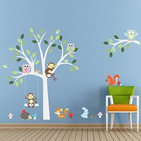 Myway Decoration wall sticker baby art wall decals for kids girls room