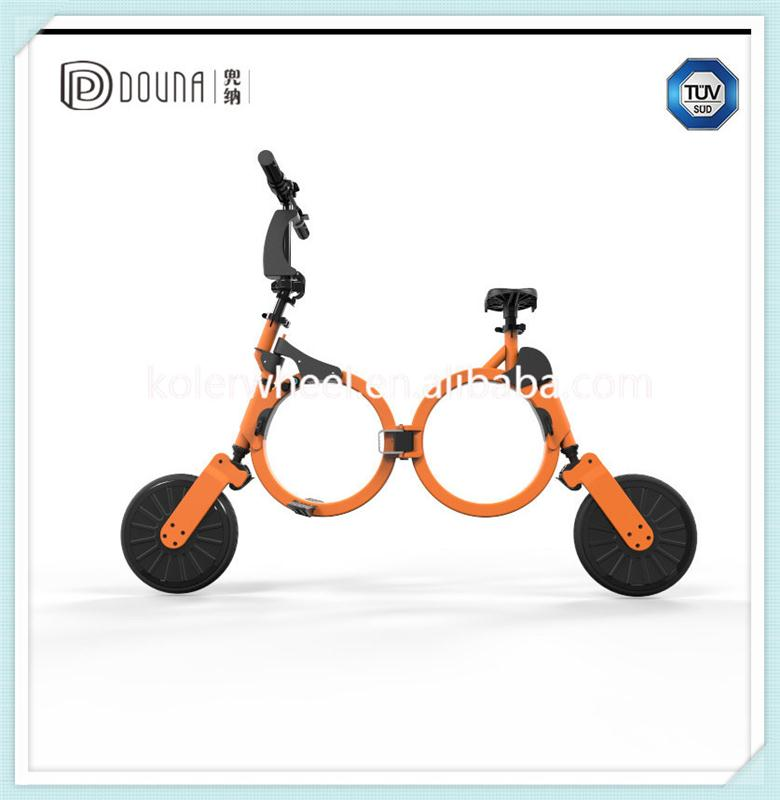 newest IP54 waterproof brushless motor folding e-bike
