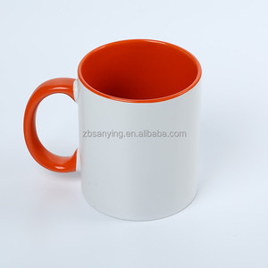11 oz Ceramic Sublimation Mug Hot Sale for Vendor