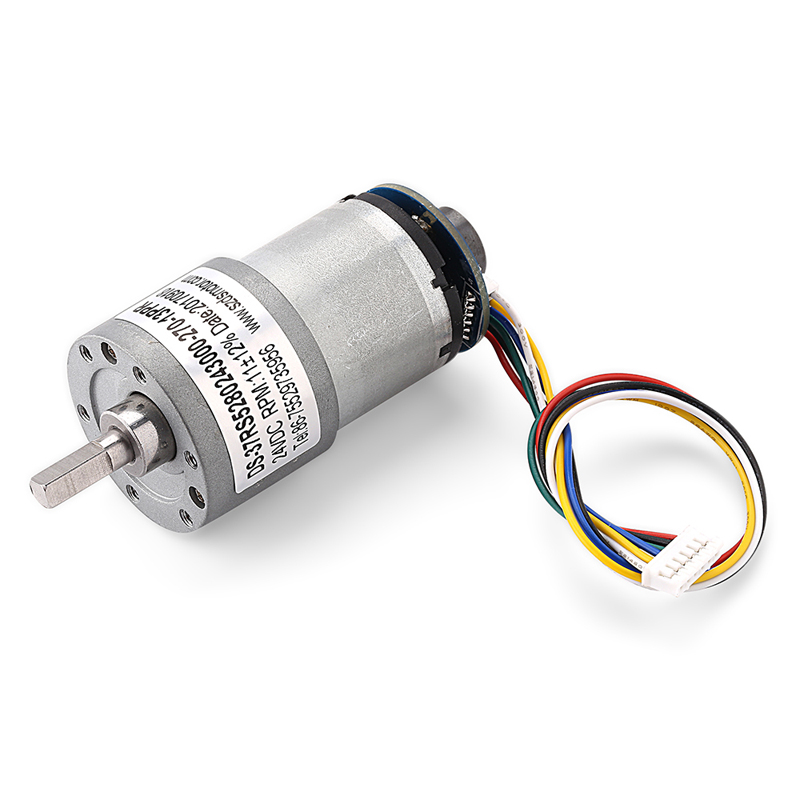 DS-37RS528 stofzuiger motor carbon brush12v DC micro motorreductor