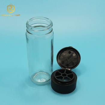 Durable Mini Disposable Plastic Salt And Pepper Shaker