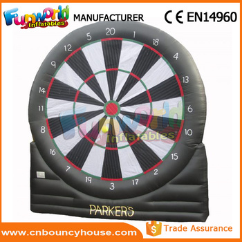 Foot Darts For Sale Inflatable Soccer Game Dart Board