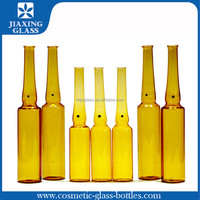 Wholesale Amber Clear Glass Ampoule Vials 1ml 2ml For Pharmaceutical