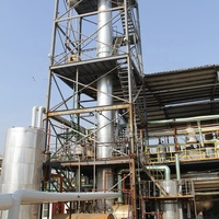 Small Refinery Plant Used Palm Oil Refining to Make Biodiesel with Energy Saving System